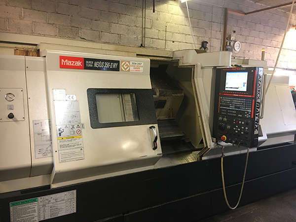 CNC Chucking Lathes